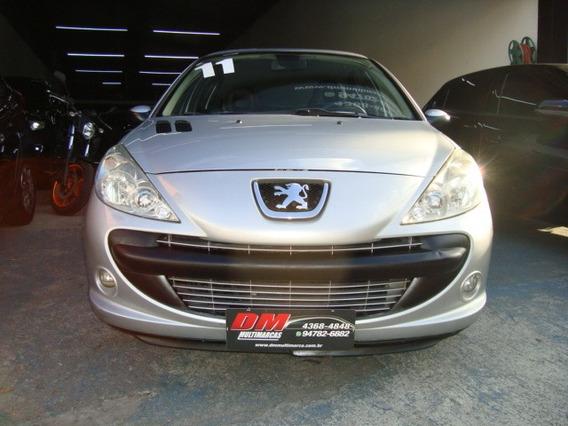 Peugeot 207 Xs 1.6 Flex Aut