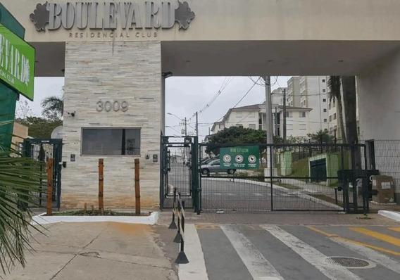 Apartamento Em Água Chata, Guarulhos/sp De 54m² 2 Quartos À Venda Por R$ 148.533,11 - Ap543778