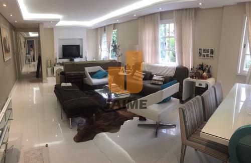 Apartamento Para Venda No Bairro Pacaembu Em São Paulo - Cod: Pe5399 - Pe5399