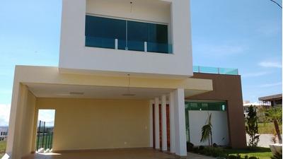 Casa Em Condomínio Com 4 Quartos Para Comprar No Residencial Park I Em Vespasiano/mg - 2444