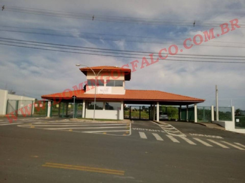 Venda - Terreno Em Condomínio - Fazenda Santa Lúcia - Americana - Sp - D3608