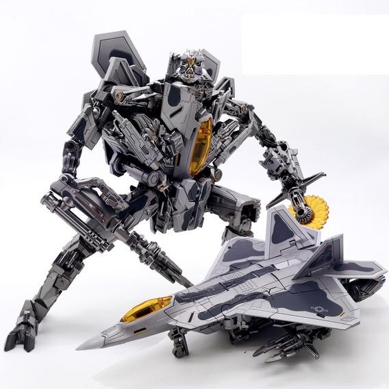 Transformers Black Mamba Ko Oversized Starscream