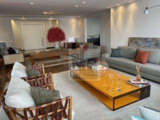 Imagem 1 de 13 de Apartamento Com 5 Dormitórios, 380 M² - Venda Por R$ 2.900.000,00 Ou Aluguel Por R$ 15.307,99/mês - Santo Amaro - São Paulo/sp - Ap4234