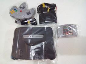 Nintendo 64 N64 Completo Semi Novo Para Coleção