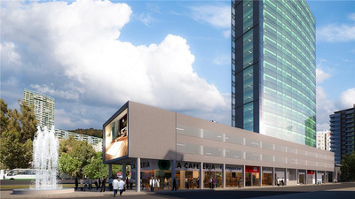 Edificio Contemporáneo
