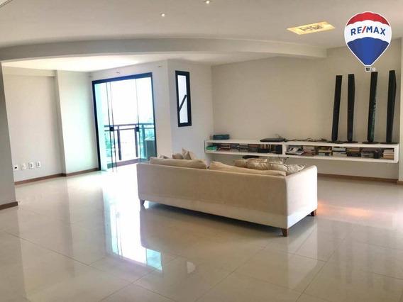 Apartamento Duplex Sonata, 145 M² - Nazaré - Belém/pa - Ad0005