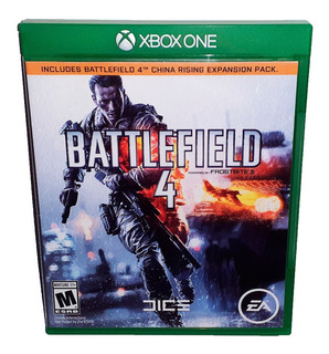 Battlefield 4 Para Xbox One Seminuevo + Expansion Pack