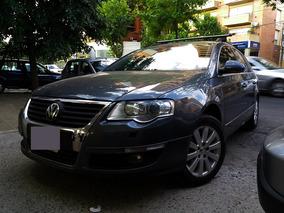 Volkswagen Passat Variant 2.0 Tdi Elegance Dsg At 2010 Azul