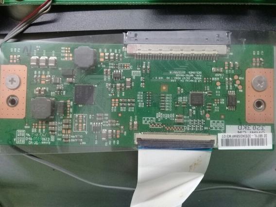 Placa Tcon Tv Semp Toshiba 32l2400