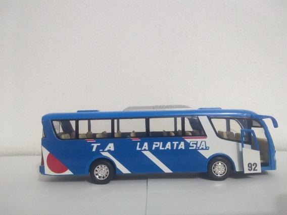 Micro Bus Colectivo Talp Sa La Plata 18 Cm