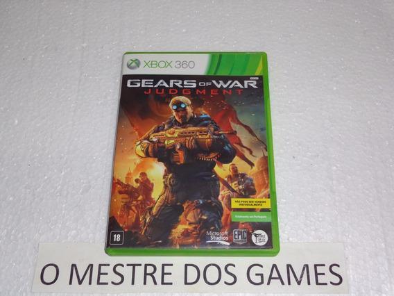 Somente A Caixa Do Jogo Gears Of War Judgment Para Xbox 360