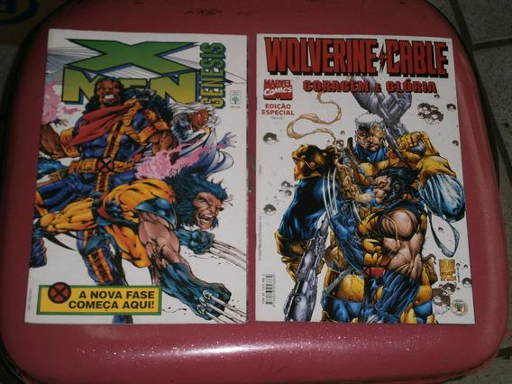 Wolverine Especiais - Diversos Confrontos Raros E Antigos