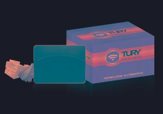 Modulo De Vidro Antiesmag Lifan 530 14/... Tury Pro 4.0cb