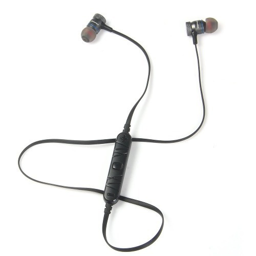 Fone De Ouvido Awei Bluetooth A920bl Cinza | Original