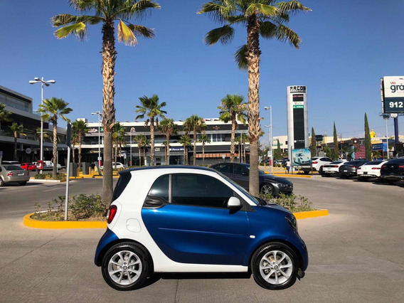 Smart Fortwo Passion Turbo At