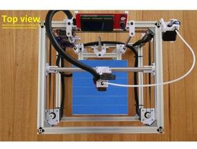 Kit Peças Plasticas Hyper Cube Impressora 3d
