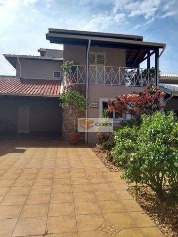 Casa Com 3 Dormitórios À Venda, 266 M² Por R$ 900.000,00 - Condomínio Okinawa - Paulínia/sp - Ca3222