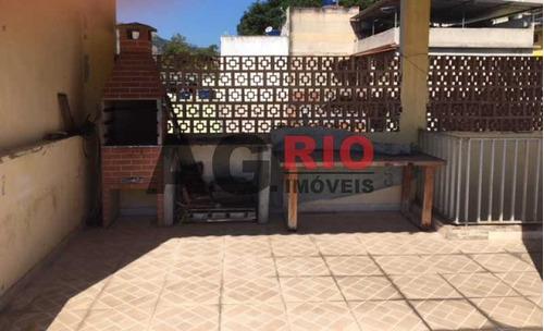 Casa De Rua-à Venda-vila Valqueire-rio De Janeiro - Vvca40008