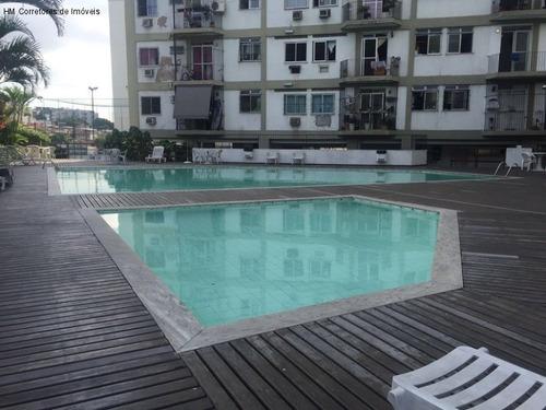 Imagem 1 de 14 de Apartamento - Hmap936 - 34685870