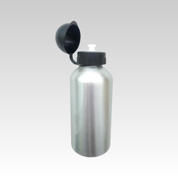 120 Squeeze Sublimação Alumínio 500ml Resinado C/ Tampa