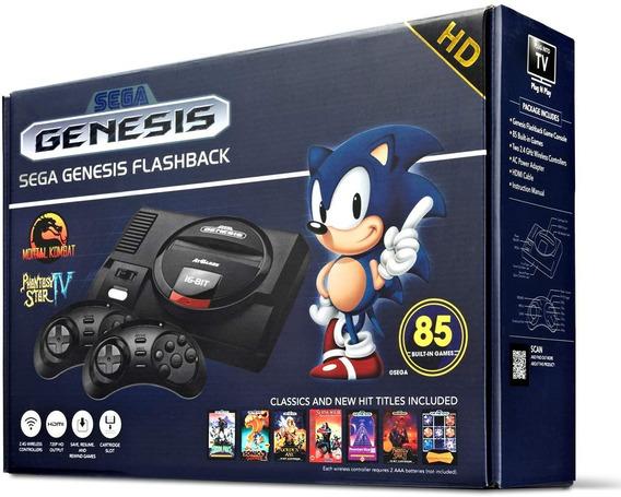 Console Sega Genesis Flashback Hd Classic