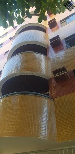 Apartamento Quarto E Sala, Decorado, Armários, 1 Vaga De Garagem - Ap00641