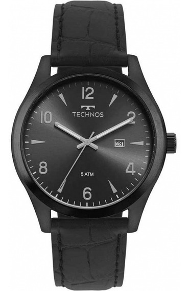 Relógio Technos Masculino Analógico 2115mrd/2p
