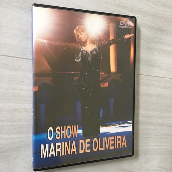 Dvd Marina De Oliveira - O Show