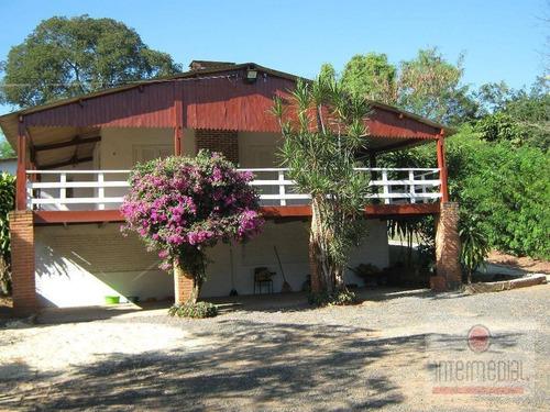 Chácara Residencial À Venda, Jardim Valparaíso, Boituva - Ch0093. - Ch0093