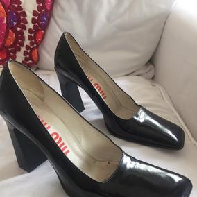 ee4cd25737 Zapatos Miu Miu - Zapatos de Mujer en Mercado Libre Argentina