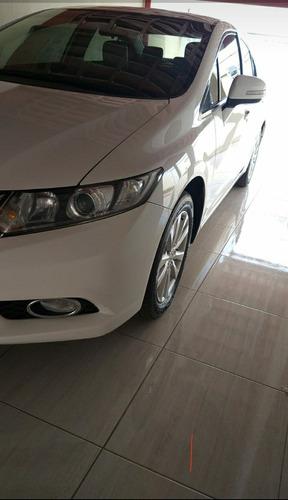 Honda Civic 13/14 2.0 Lxr Automatico