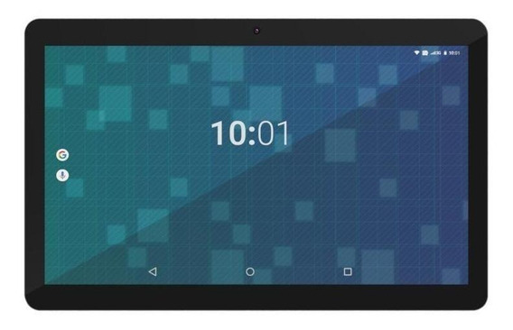 "Tablet How HT-1001G 10"" 8GB preto com memória RAM 1GB"