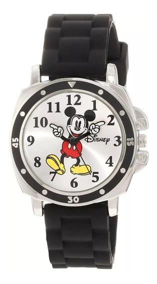 Reloj Disney Mickey Mouse 100% Original (envío Gratis)