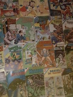 Valiosos Comics De Colección