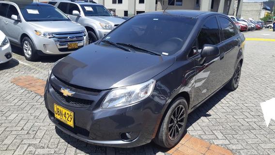 Chevrolet Sail Ls 2017