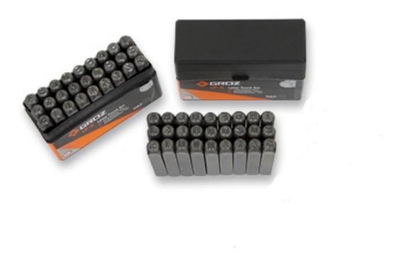 Juego De Letras Para Marcar 4mm Groz