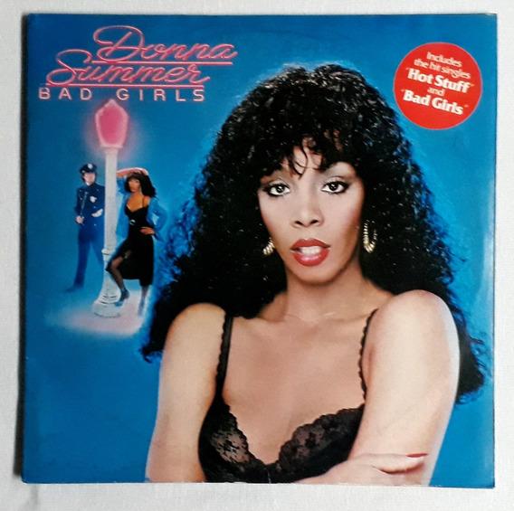 Lp Duplo Donna Summer/bad Girls/1979/bom Estado.
