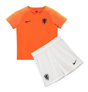 Camisa Ou Kit Infantil Da Holanda Personalize E Frete Grátis