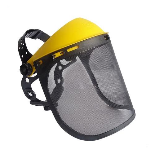 Mascara Careta Para Guadañar Seguridad Industrial