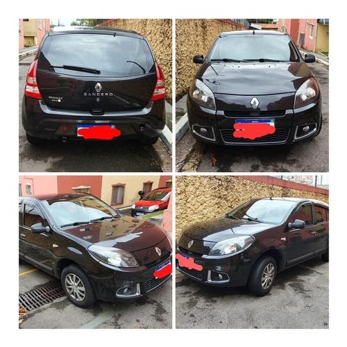 Renault Sandero 2012 1.0 16v Authentique Hi-flex 5p