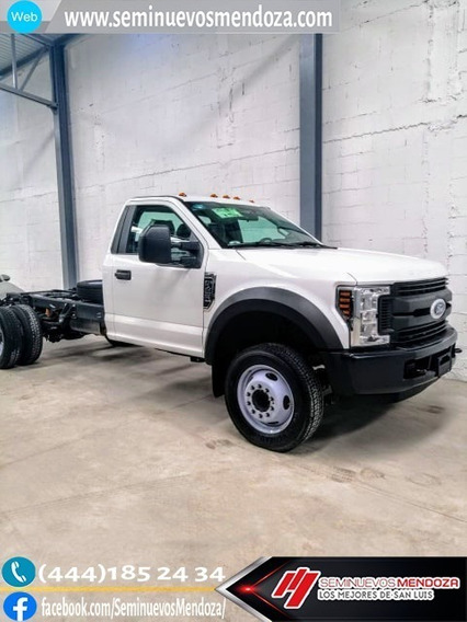 Ford 450 2019