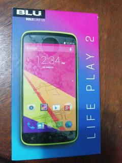 Teléfono Blu Life Play 2 Nuevo Con Su Caja