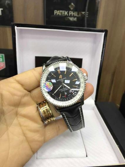 Relógio Premium Breitling Automático Navitimer