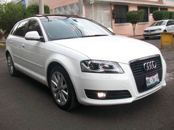 Audi A3 2.0 T Sportback Attrac Plus Dsg At 2010