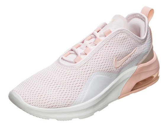 Tenis Nike Air Max Motion 2 Coral/blanco - Ao0352 600
