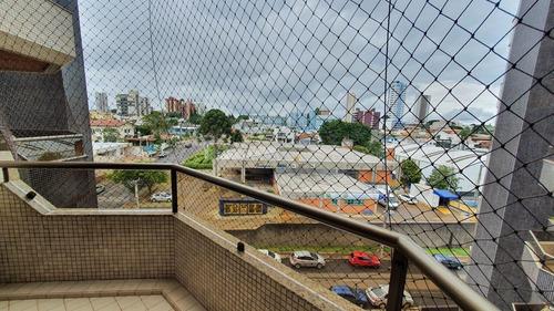 Apartamento Para Venda Em Guarapuava, Centro, 3 Dormitórios, 3 Suítes, 5 Banheiros, 2 Vagas - _2-1128747