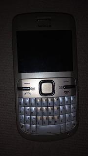 Nokia C3-00 Não Liga Telefone Celular Retirada De Peças