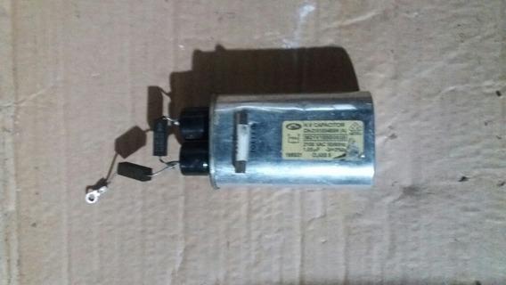 Capacitor De Microondas 1.05 + Díodo Duplo + Fusível