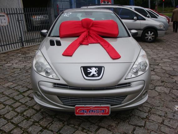 207 Sedan Passion Xr S 1.4 2012 Completo