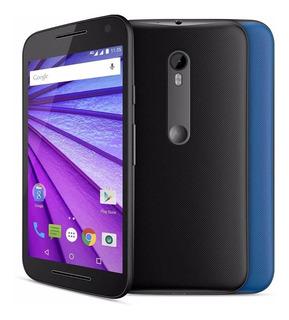 Motorola Moto G 3º Xt1543 - Dual, 16gb 13mp 4g - De Vitrine